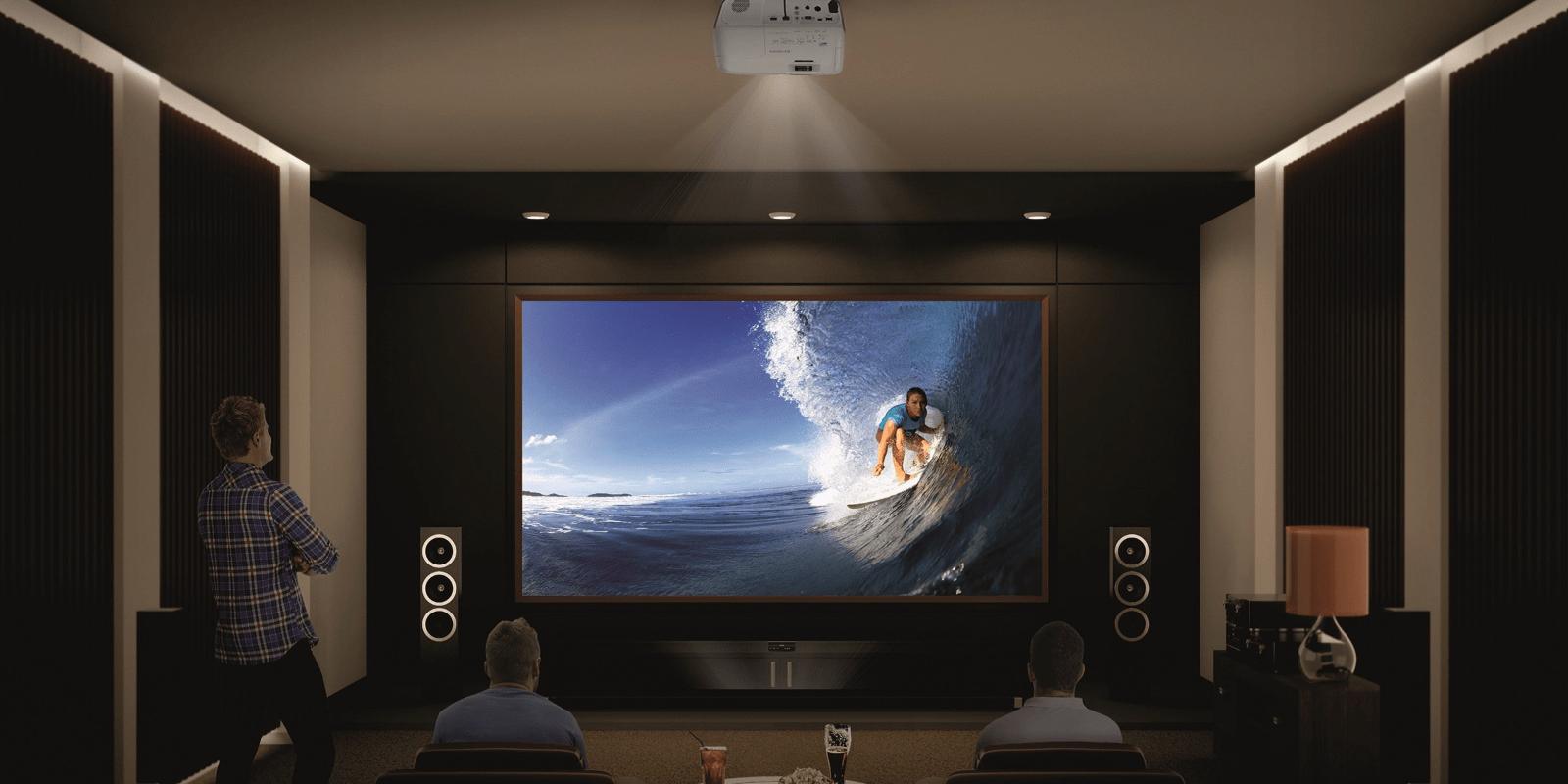 Best projector under $200