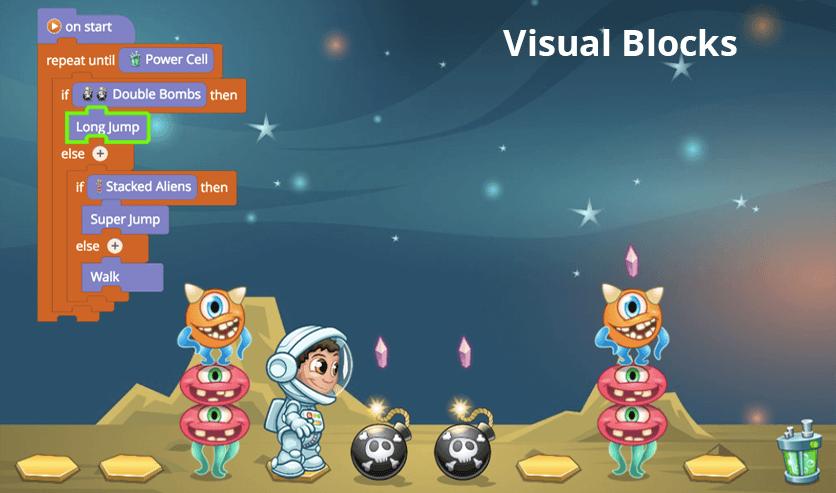 coding games for kids Tynker