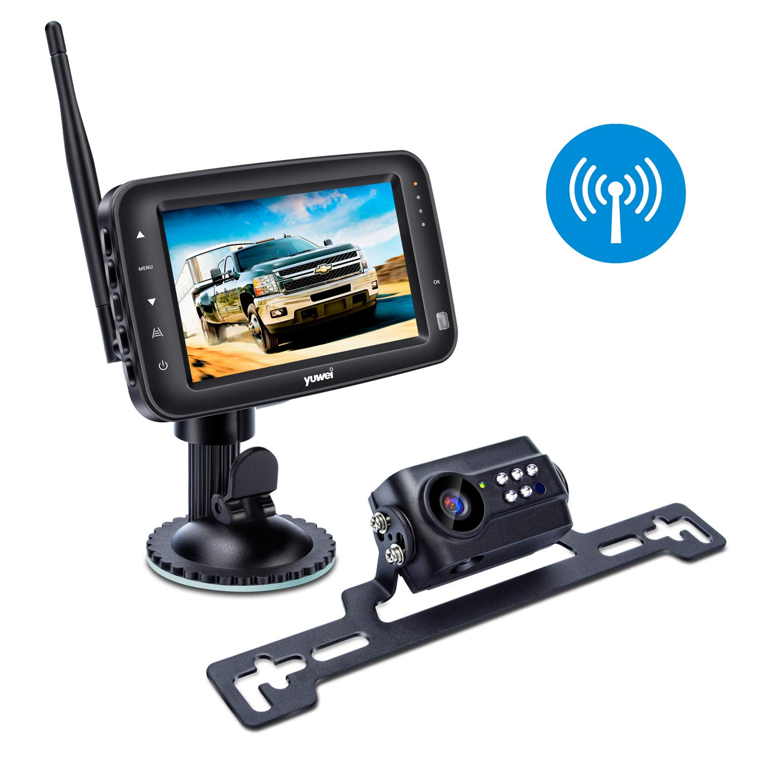 Yuwei Wireless Backup Camera