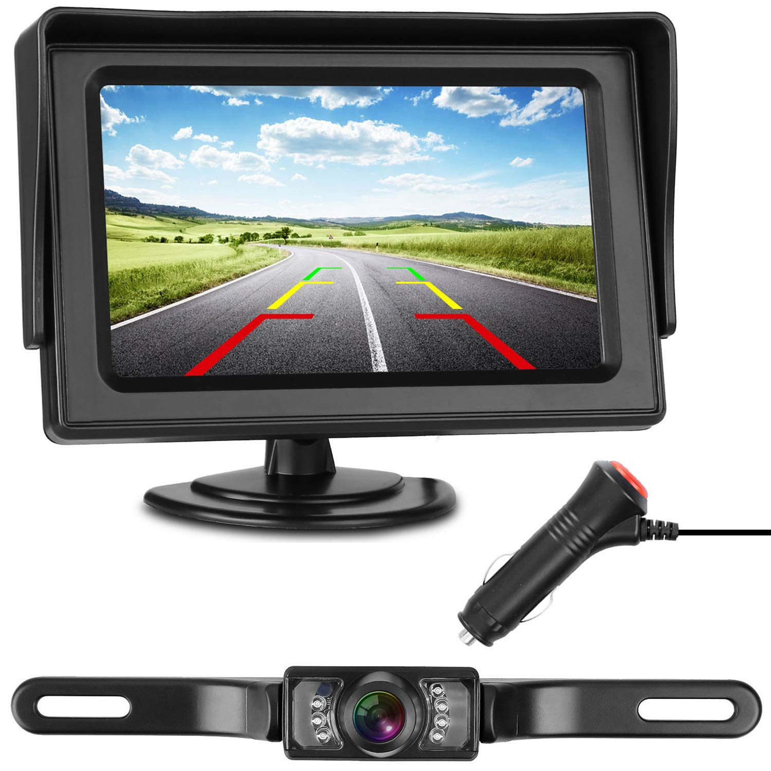 iStrong Backup Camera and Monitor Kit