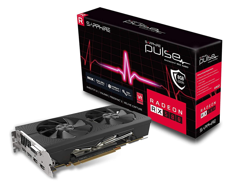 Sapphire Radeon pulse RX 580