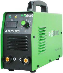 1 ARC Welder Dual Voltage Mini - Reboot ARC135 Portable Stick Welder