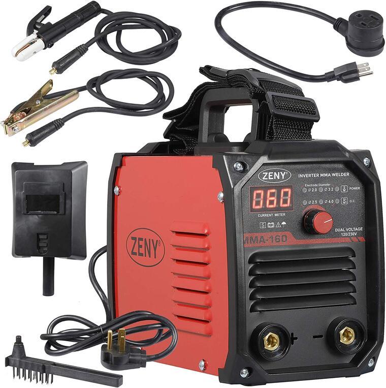 11 ZENY Arc Welding Machine DC Inverter Handheld Welder