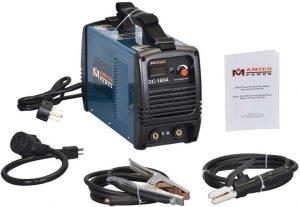 9 Amico Amico Power Dc160A 160 Amp Stick Arc Dc Welder