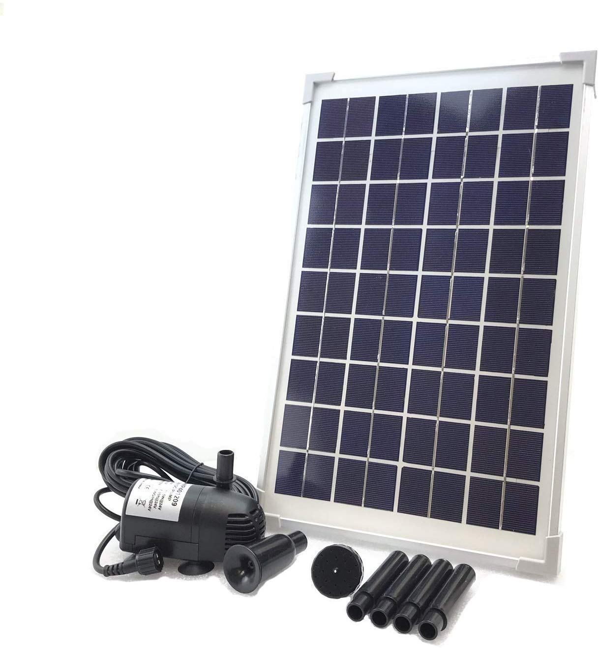 AEO Solar Powered Water Pump Kit
