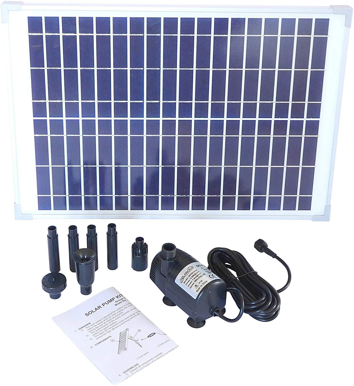Solariver Solar Water Pump Kit