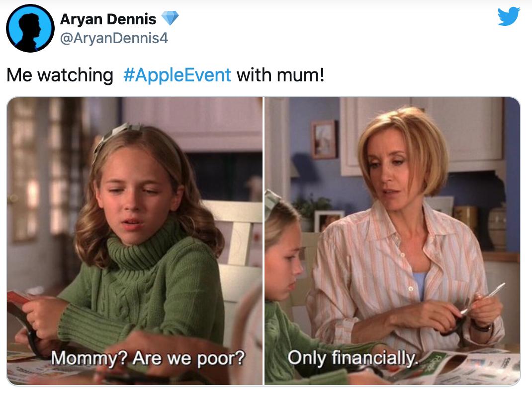 Apple vs Android meme