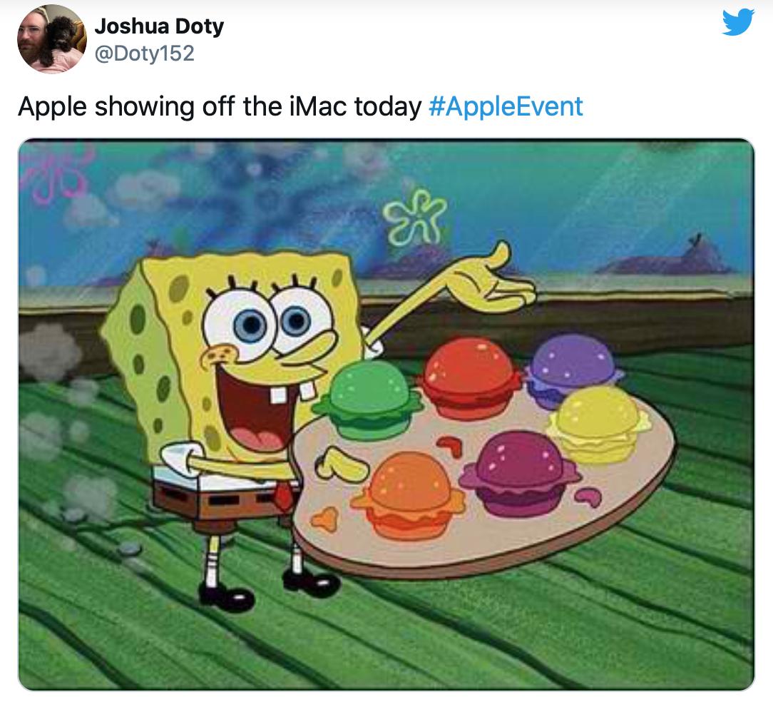 iMac meme