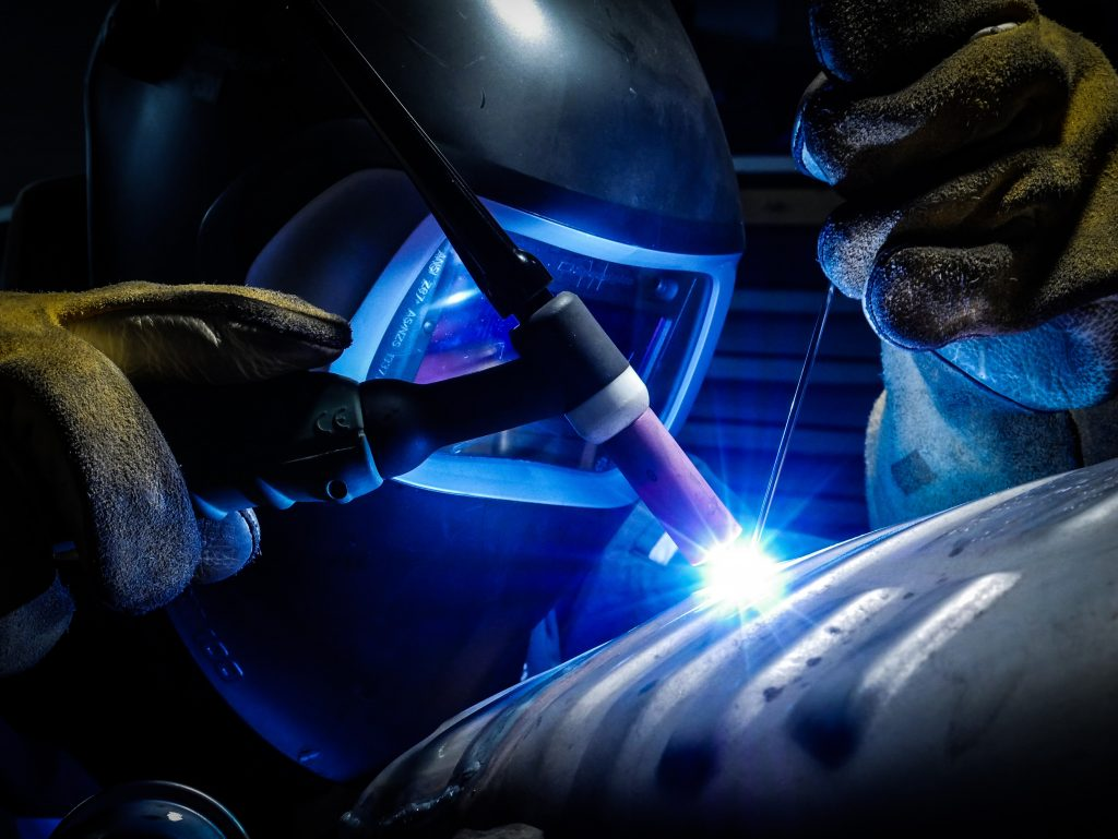 Welding safety equipment benefits