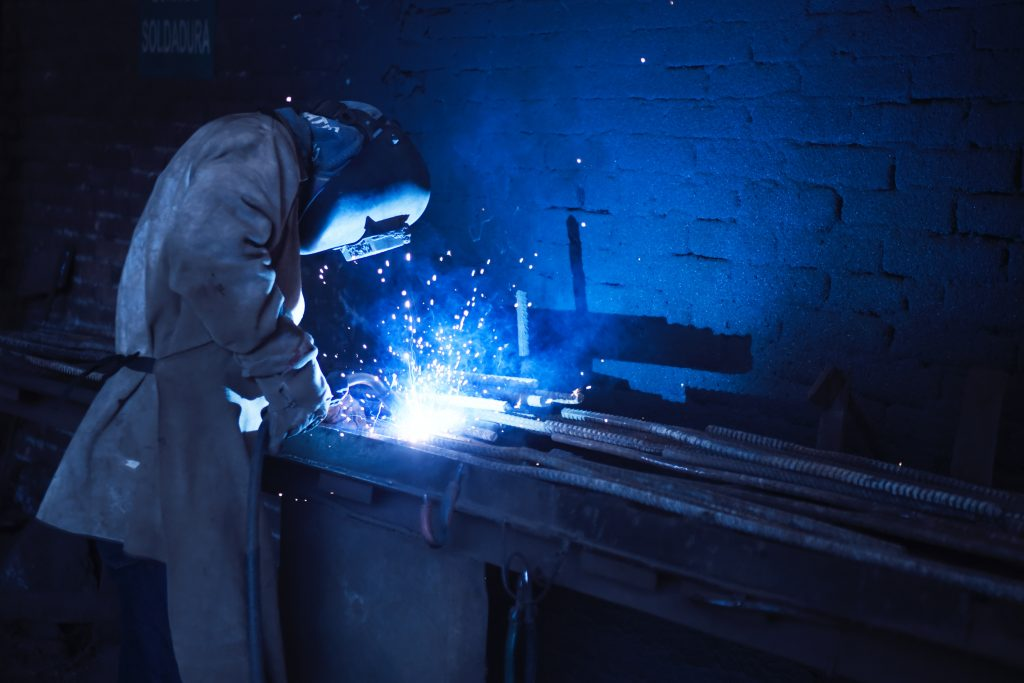 How to ensure safety of welders at work?