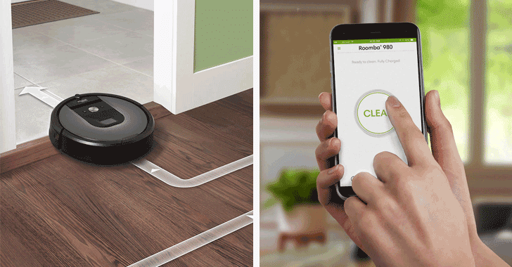 Smart Vaccum Cleaner