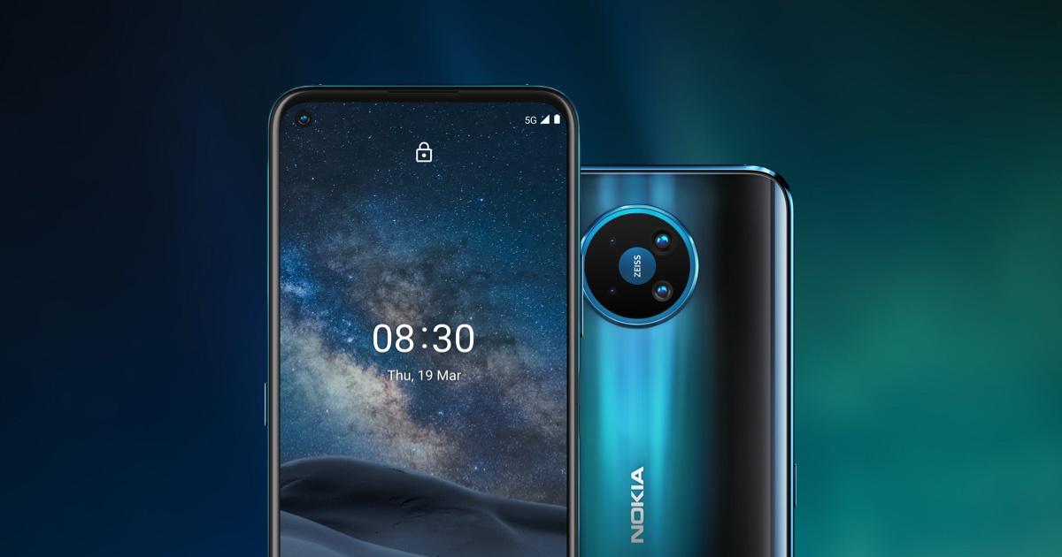 Top 5G Smartphones02 Nokia 8.3 5G: