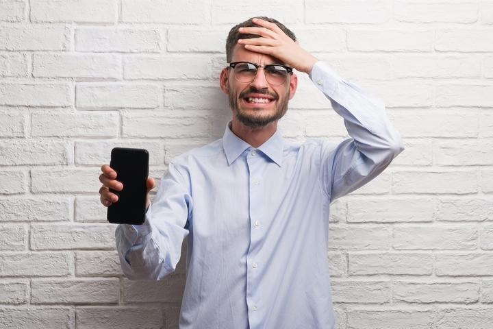 Basic smartphone problems
