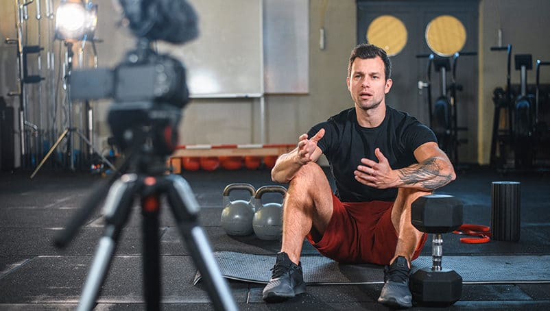 Online Gym Instructor