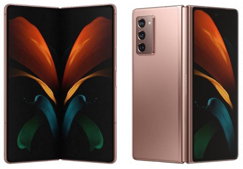 Samsung Galaxy Z Fold 2 Most Anticipated Smartphones