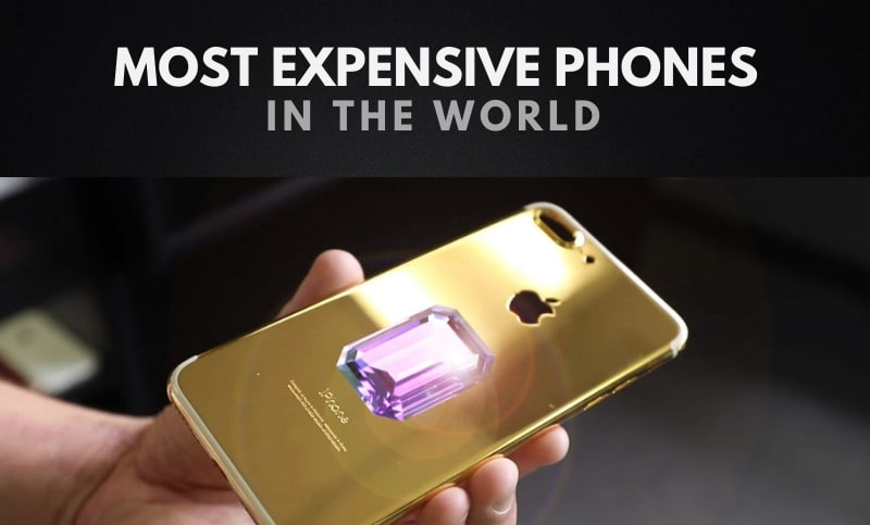5 Most Expensive Phones