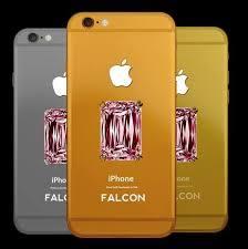 Falcon Supernova iPhone 6 Pink Diamond most expensive mobile phones
