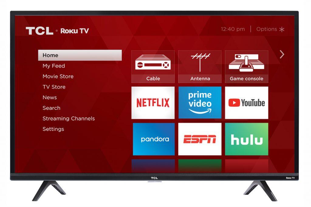 TCL 32S325Roku Smart TV