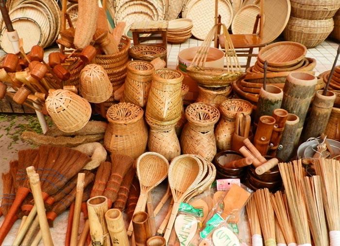 Bamboo Items