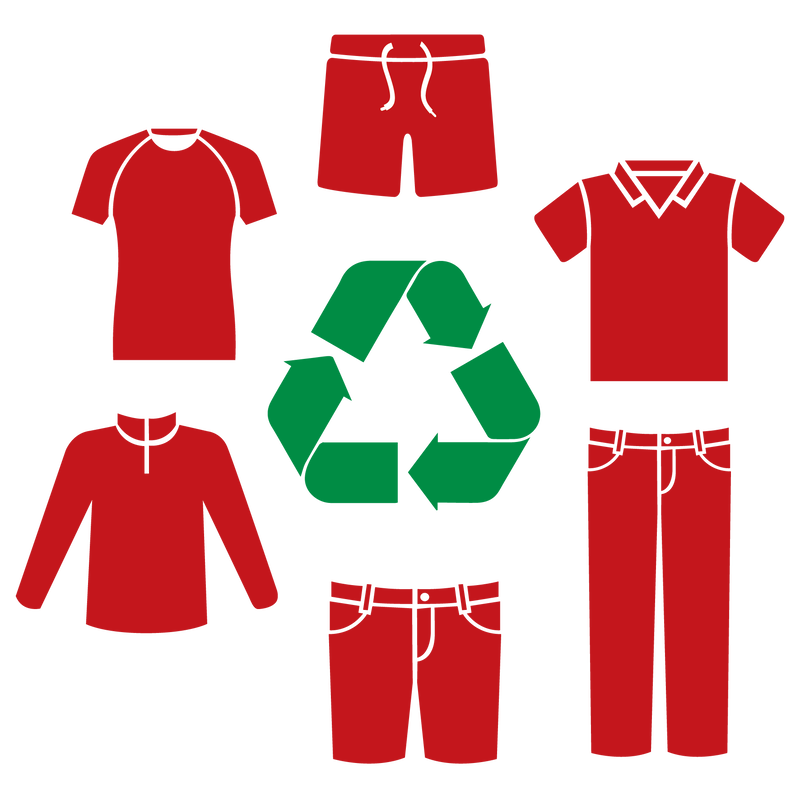 Recycled Clothing Line