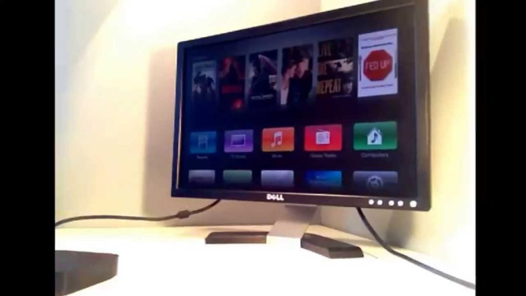 Tv to Monitor