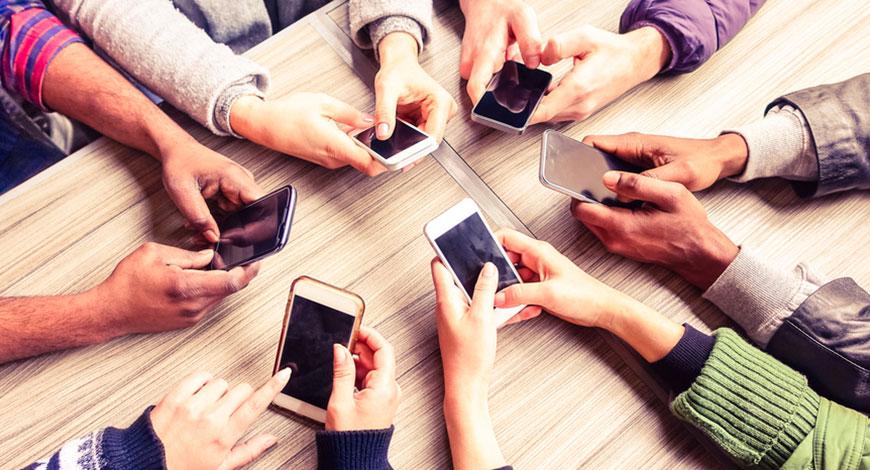 Global smartphone market