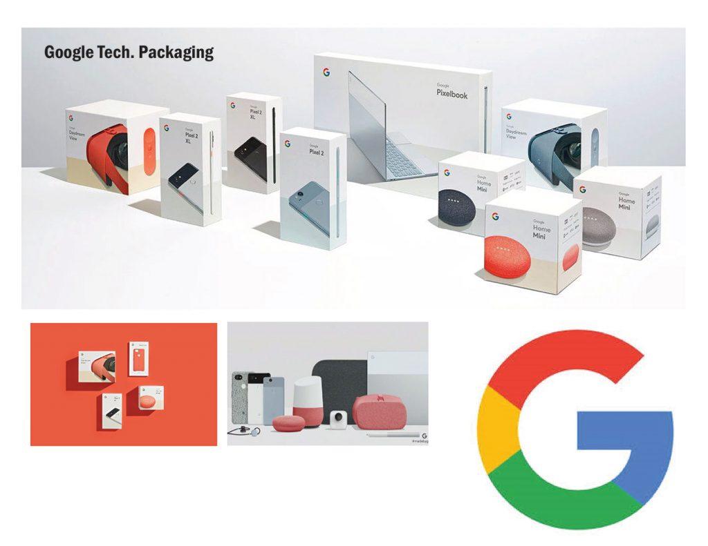 Google Packaging