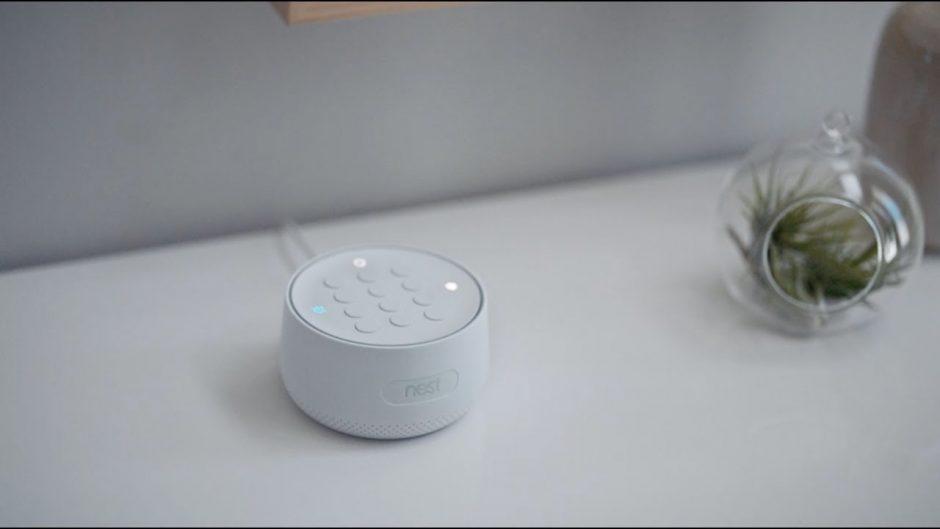 Google Nest Alarm System