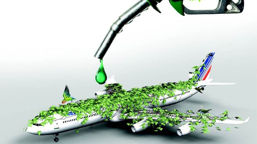 Green Tech Air Travel