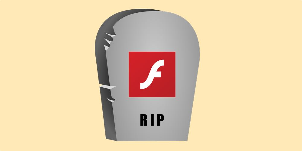 Adobe Flash Player End of Support
