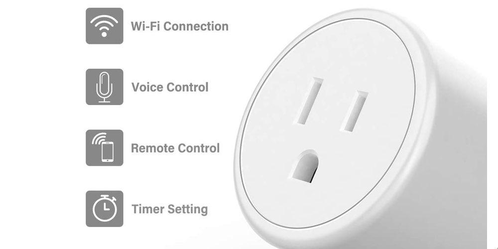 Aoycocr Mini Smart Plug