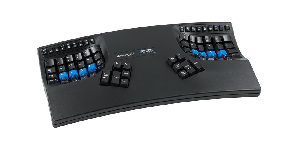 Contoured Ergonomic Keyboards