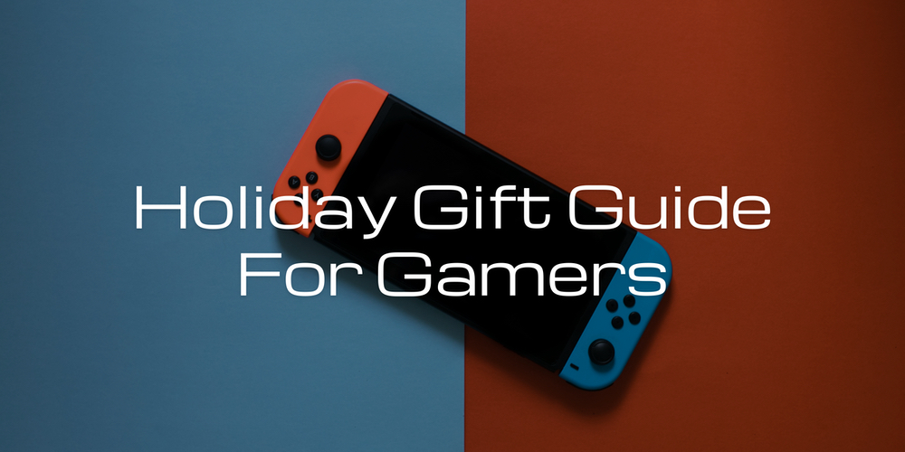 Holiday gift guide for gamers 2020