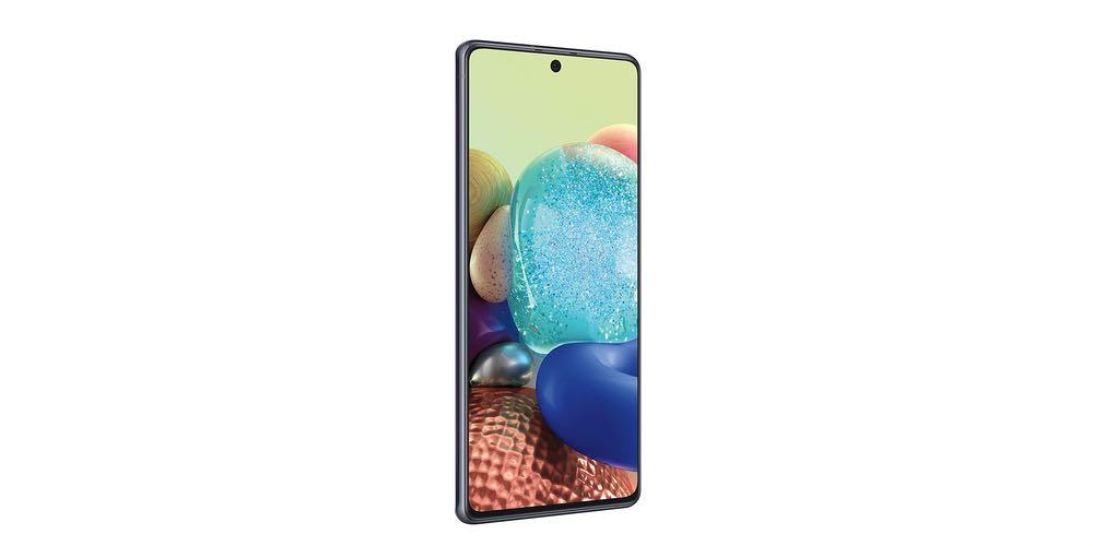 Samsung Galaxy A71 phone