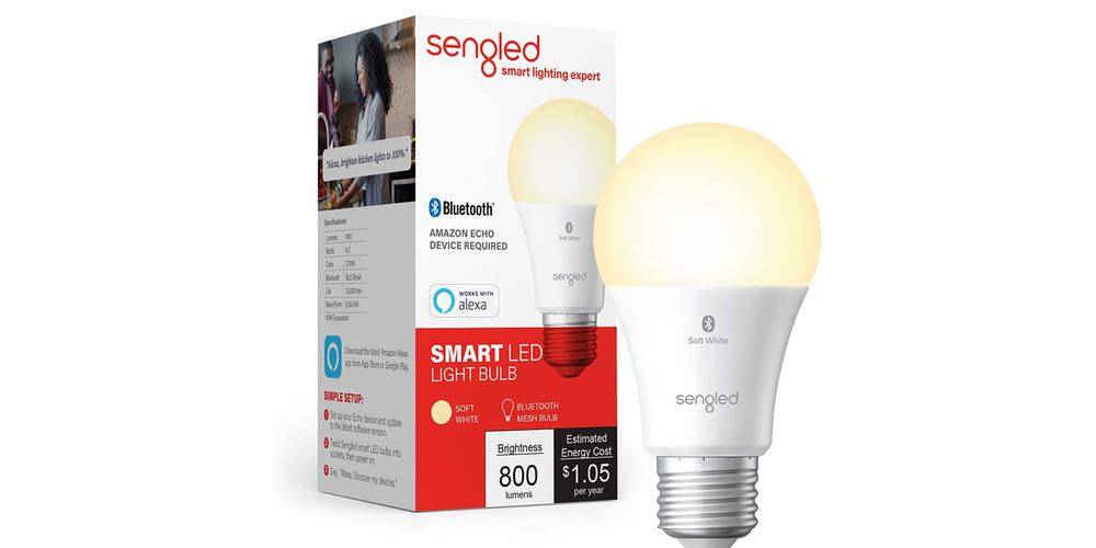 Sengled Smart LED Light Bulb