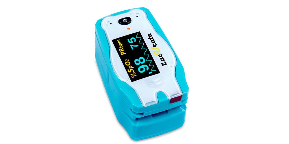 Acc U Rate Children Fingertip Pulse Oximeter