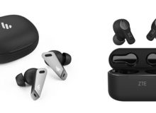 CES 2021- ZTE, TCL, & Edifier Bring Out Their Latest Wireless Earbuds