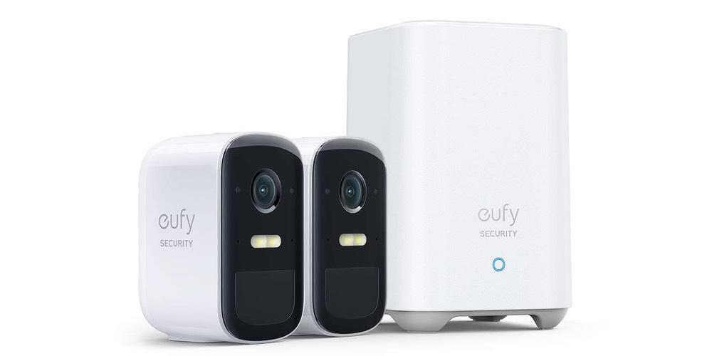 EufyCam 2C Pro Security Camera Kit