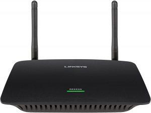 Linksys RE6500 AC1200 MAX Wi-Fi Gigabit Range Extender : Repeater