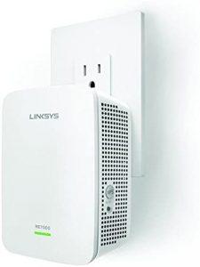 Linksys RE7000 AC1900 Gigabit Range Extender