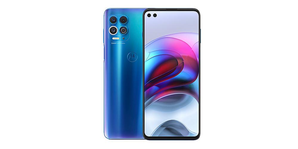 Motorola Edge S phone