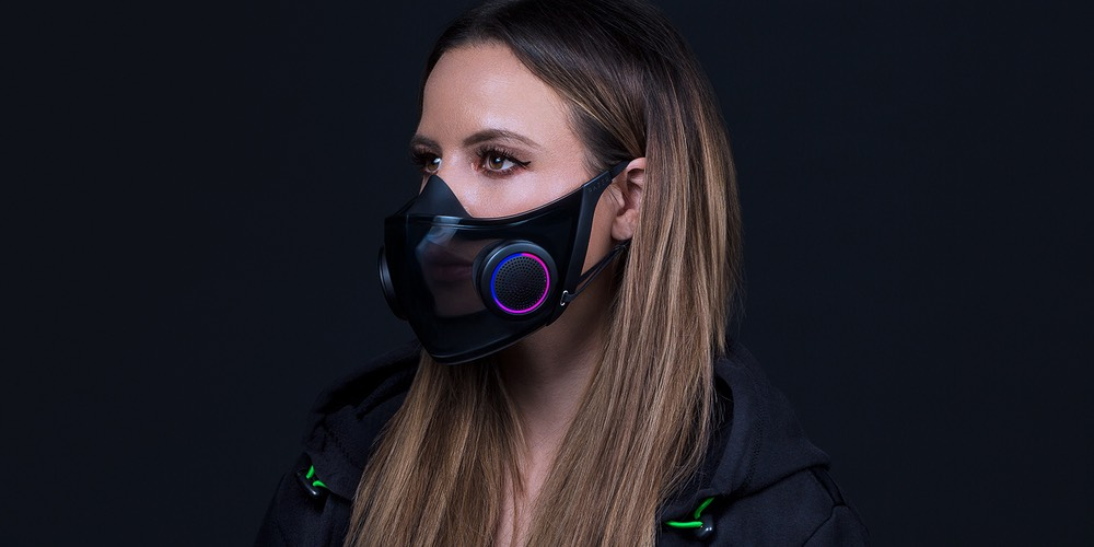 Razer Smatt Mask Concept - Project Hazel