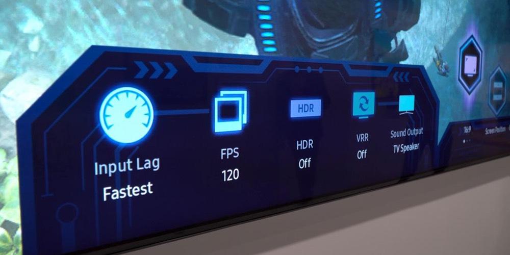 Samsung QLED Game Bar