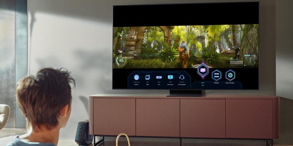 Samsung QLED TV 2021