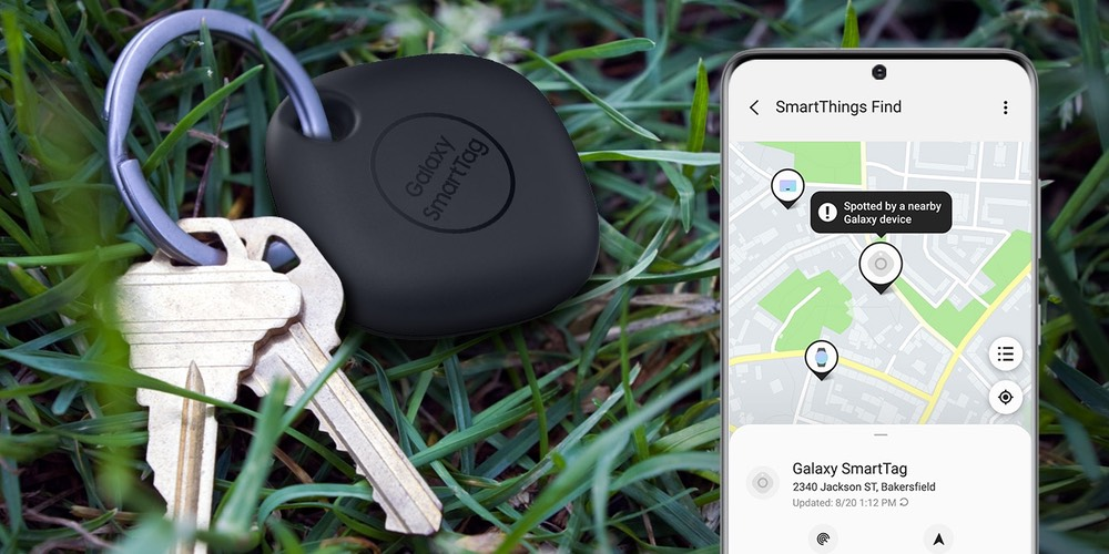 Samsung SmartTag Plus