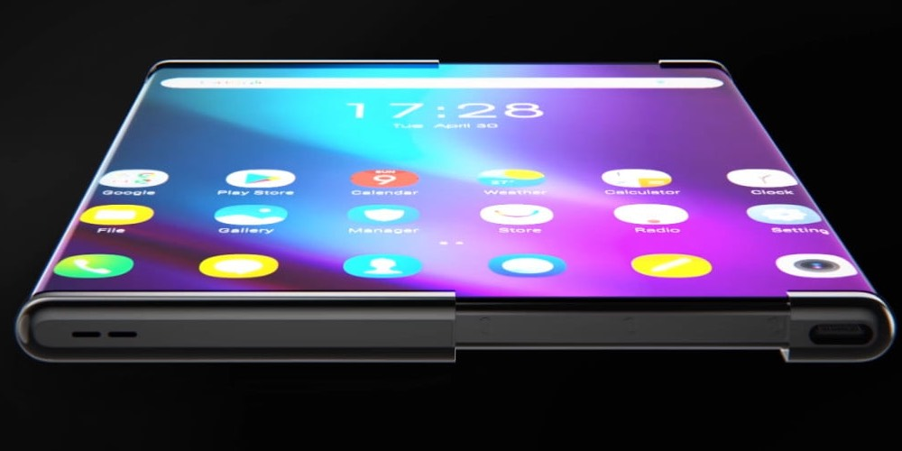 TCL Rollable Phone