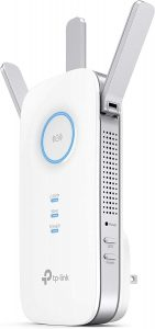 TP-Link - Wifi Extender AC1750 WiFi Extender (RE450)