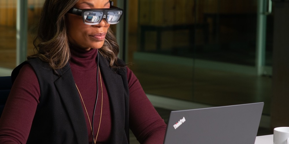 Lenovo ThinkReality A3 AR Glasses