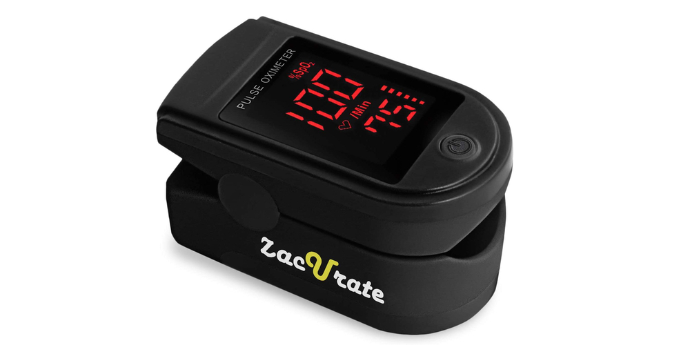 Zacurate Pro Series 500DL Pulse Oximeter