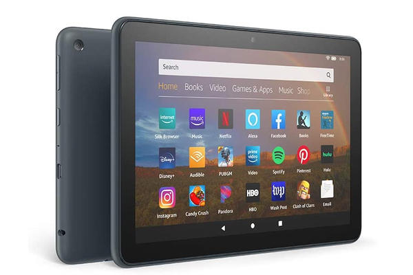 Fire HD 8 plus
